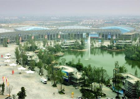 成都世纪城新国际会展中心风采