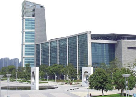 苏州印刷展览城――苏州国际博览中心