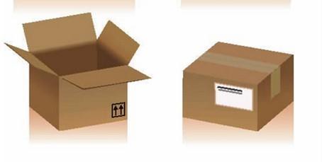 瓦楞纸箱的生产过程