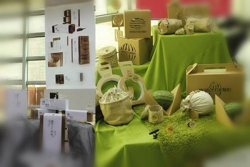 北印2013届毕业生包装设计展开幕