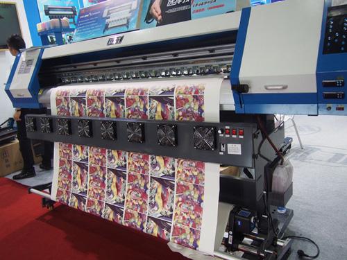 印刷机器电路图