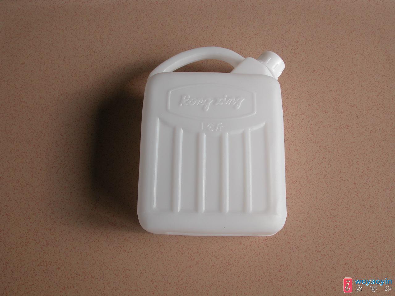 【供应】1升吹塑壶食品桶油桶