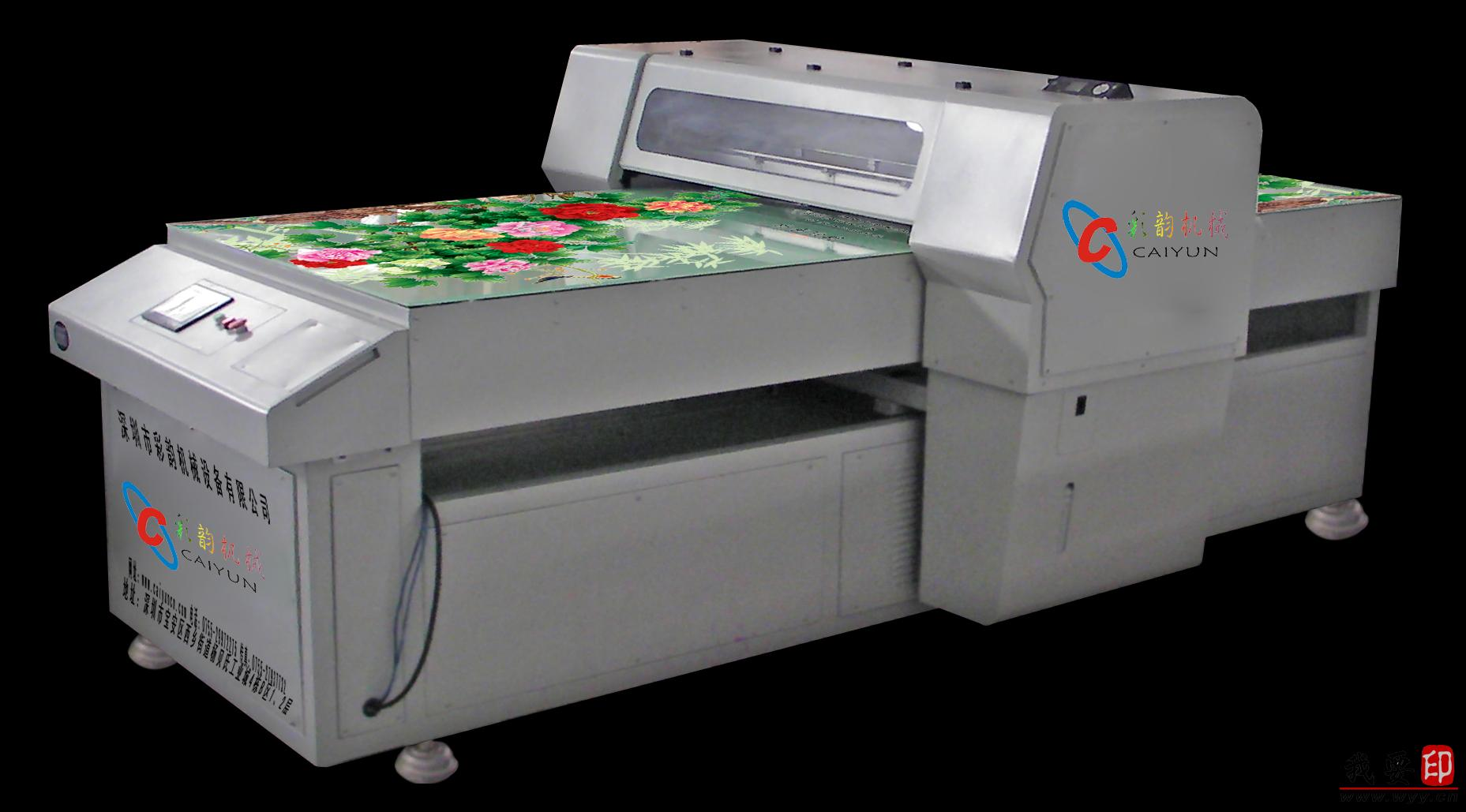 【招商】 万能平板打印机 印刷机 喷绘机 数码印刷打印机