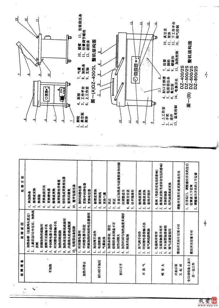 【供应】dz-400 2l真空包装机