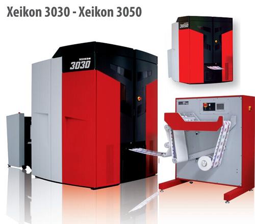 XEIKON赛康数码印刷机  数码彩印的领头羊