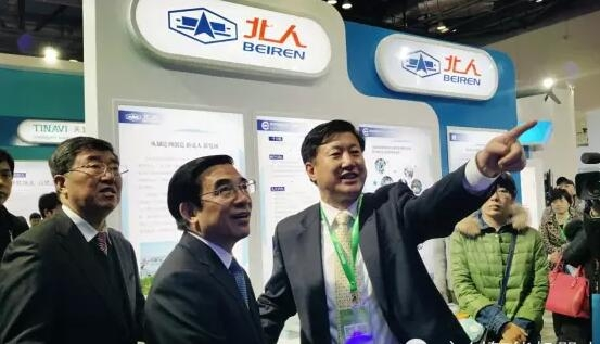 世界机器人大会在国家会议中心盛大举行