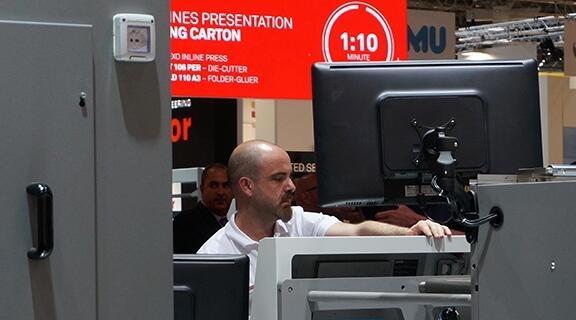 德鲁巴2016大观   印后设备商带来的远不止惊艳......