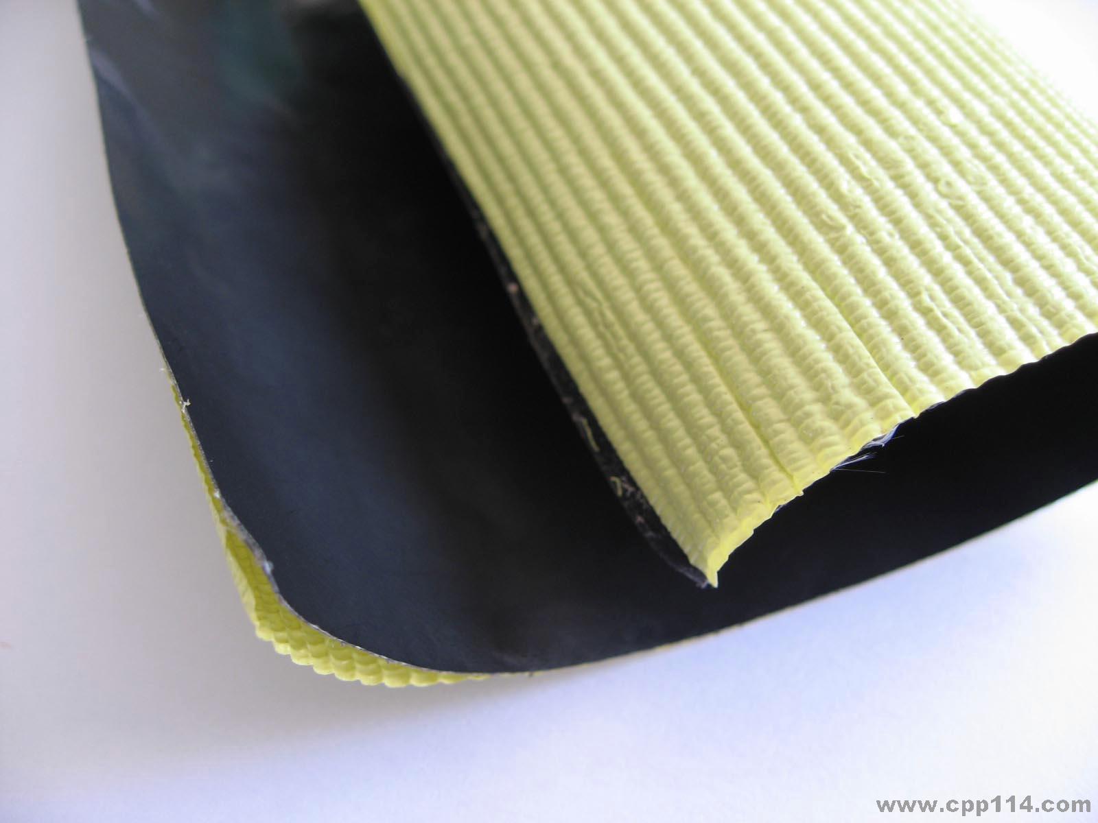 玻纤编织敷pvc垫