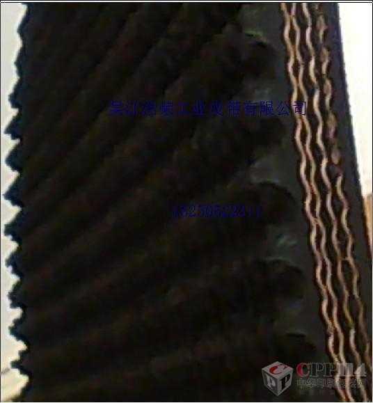 【供应】橡胶花纹输送带